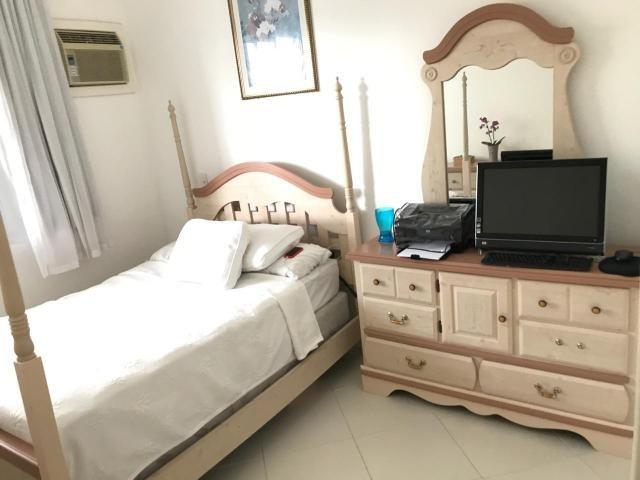 Murano Imobiliária aluga apartamento de 3 quartos mobiliado na Praia da Costa, Vila Velha  - Foto 15