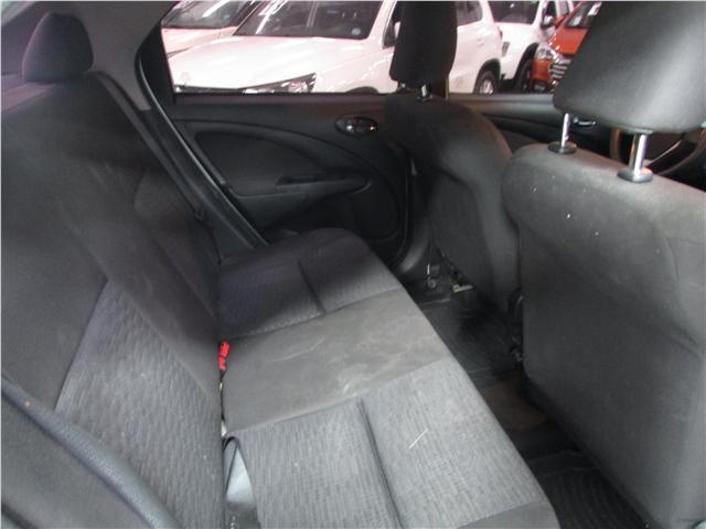 Toyota Etios 1.5 x sedan 16v flex 4p manual - Foto 9
