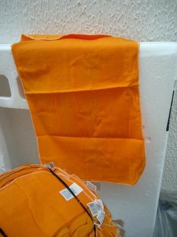 Flanela Limpeza Amarela 460 unidades - Foto 2