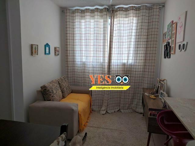 Yes Imob - Apartamento Mobiliado 2/4 - SIM - Foto 5