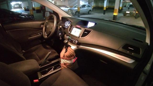 Honda cr-v - Crv - suv - dvd - pneus novos - vender rapido ipva quitado 57 mil - Foto 13