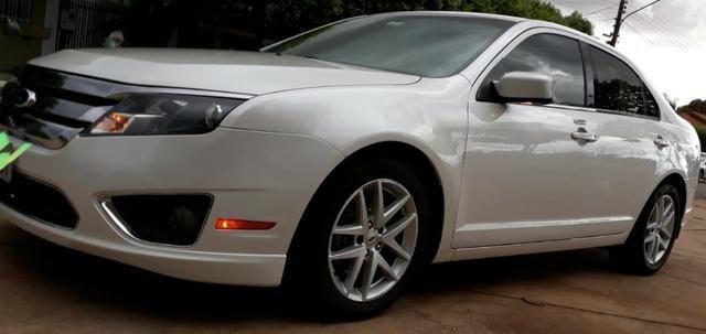 Ford Fusion 2.5 SEL 2012 Branco perola - Foto 7