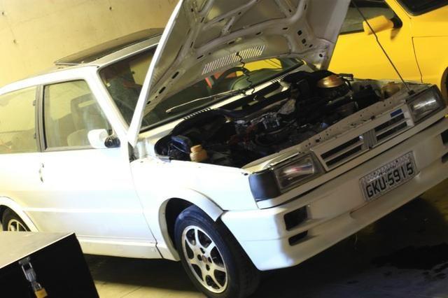 Uno Turbo 94 - Branco Real - Original de Fabrica - Foto 4