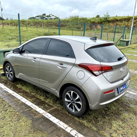 Hyundai Hb20 1.6 OneMillion Flex Automático - 2019 - Foto 4