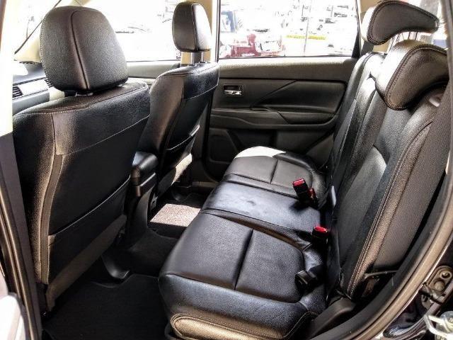 Mitsubishi Outlander 2014-(21 Mil KM, Pneus Zero, Padrao Gold Car) - Foto 7