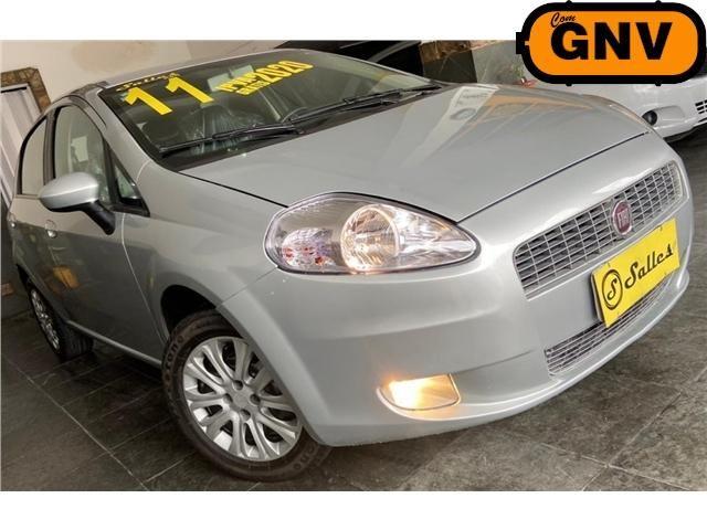Fiat Punto 1.8 essence 16v flex 4p manual
