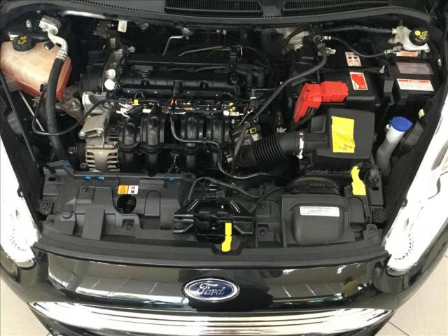 FORD FIESTA 1.6 TITANIUM HATCH 16V FLEX 4P MANUAL - Foto 3