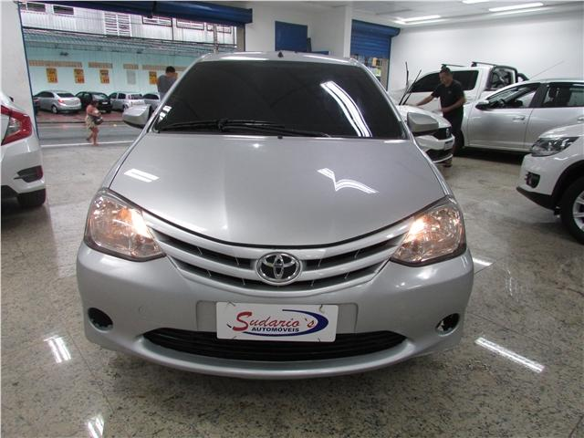 Toyota Etios 1.5 x sedan 16v flex 4p manual - Foto 2