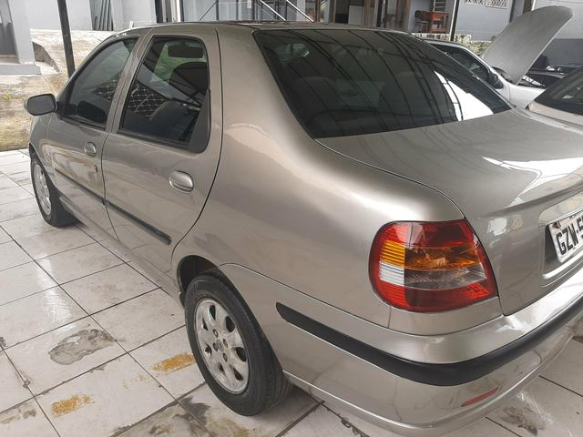 Fiat Siena 2002/02 ELX 1.3 completo revisado - Foto 2