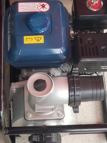 Bomba d'água a gasolina - Foto 5
