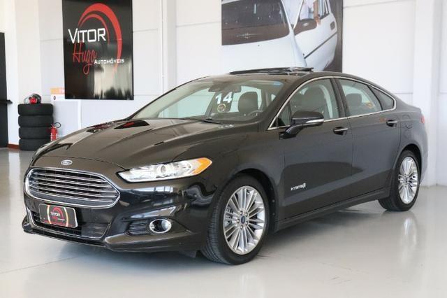 Ford Fusion Hybrid 2.5 16V