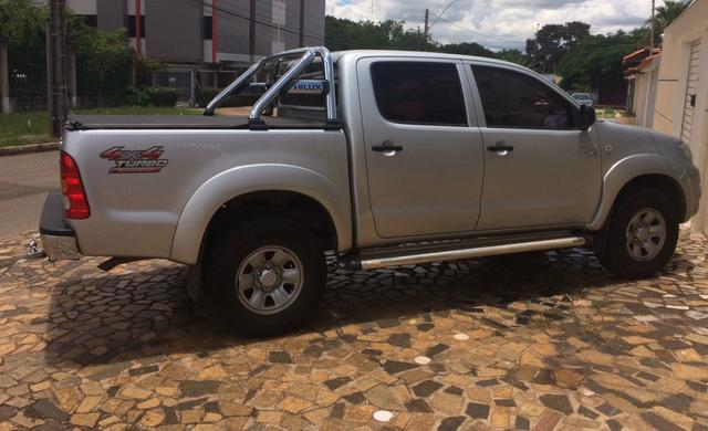 Hilux 2010 Top