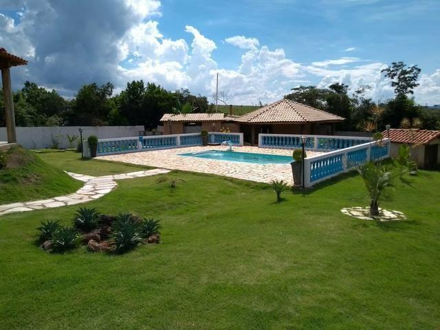 Chácara com piscina - Foto 3