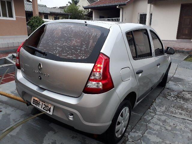 Renault Sandero 1.0 2012/2013 - Foto 11
