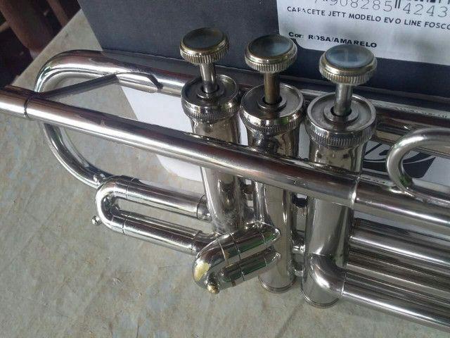 Trompete Weril Rex Conservando  - Foto 4