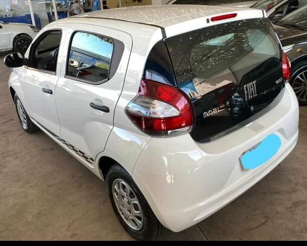 Fiat mobi aesy 2018