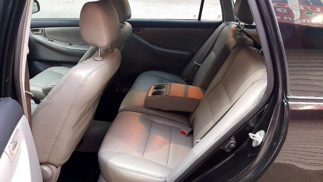 Toyota fielder XEI aut motor 1.8 16v flex vvt-i 4p ano 2008 raridade 86.000km ipva2020pg - Foto 11