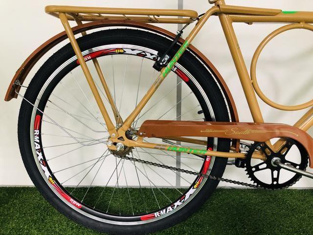 Gostou? Quem sabe vc da sua bike usada como parte de pagamento? - Foto 2