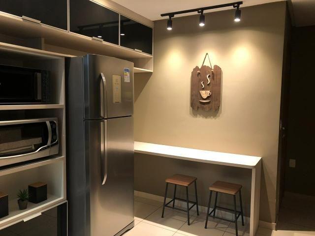 Apartamento Mobiliado 3/4 (Pacote com condomínio e IPTU inclusos) - Foto 3