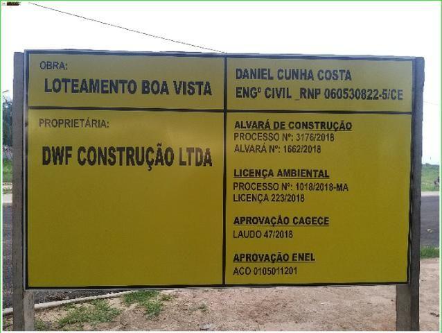 Loteamento Boa Vista, sua moradia, próximo a Fortaleza.R$ 197,00 - Foto 19