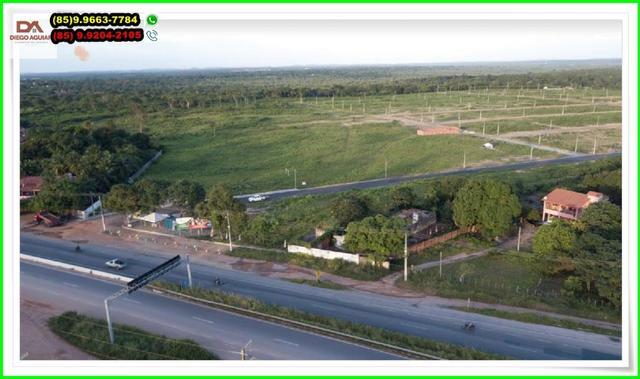 Loteamento Boa Vista, sua moradia, próximo a Fortaleza.R$ 197,00 - Foto 8