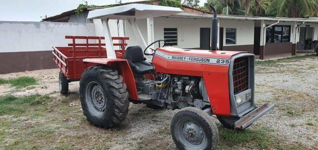 Trator Massey Ferguson 235 - Foto 2