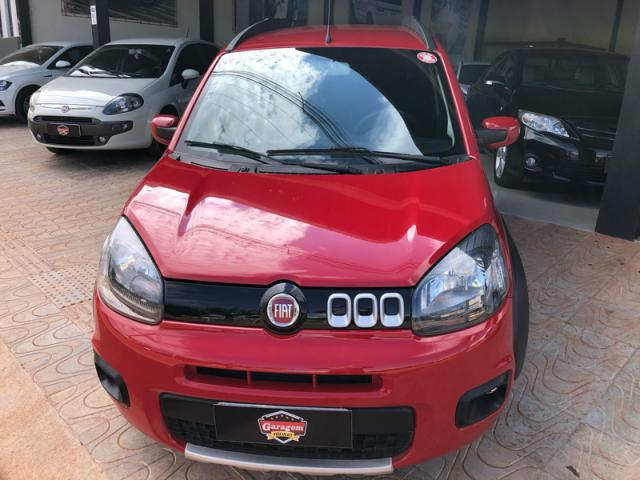 Fiat Uno  Way 1.0 8V (Flex) 4p FLEX MANUAL