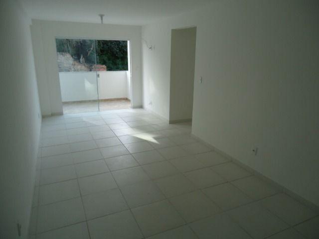 Apartamento 88m2 - 3 quartos com quintal de +- 40m2 - São Lourenço - Foto 2