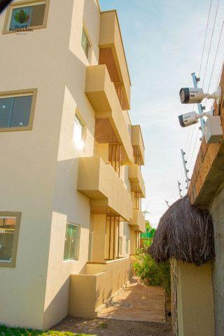 Apartamento 02 quartos, nascente na Barra Nova com Varanda - Foto 7