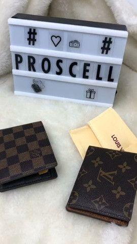 Carteira de bolso Louis Vuitton - Grife - Foto 4