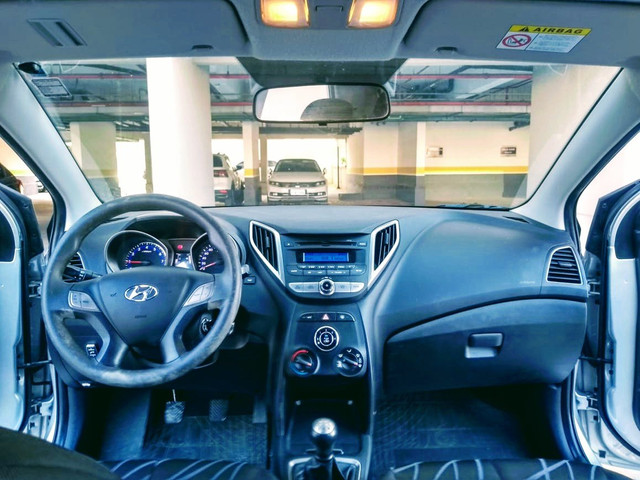 Hyundai HB20 C.Plus1.0 Flex 12V 2014 - Financiamento sem entrada - Foto 10