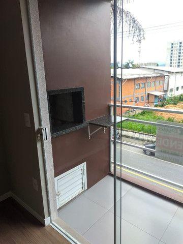 Apartamento totalmente reformado 70m², 2 Quartos, sacada com churrasqueira - São Luis - Foto 5