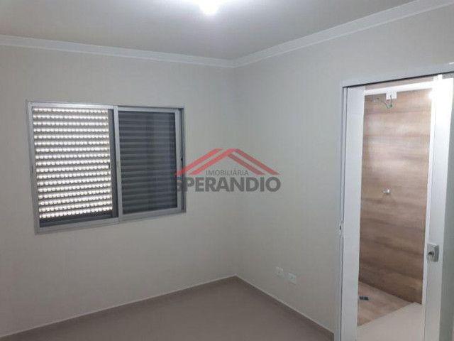 Apartamento térreo, FRENTE MAR em condomínio - Com 01 suíte + 02 quartos - Foto 8