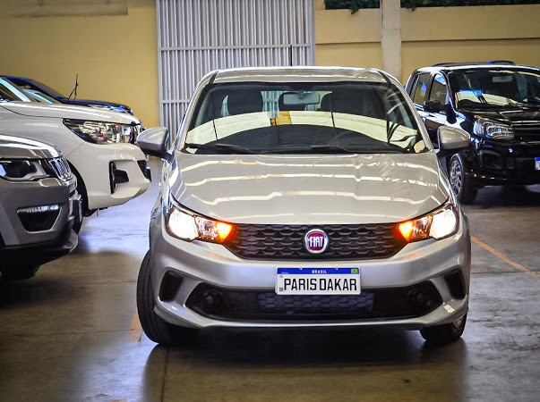 FIAT ARGO DRIVE 1.0 - PROMOÇÃO  - Foto 3