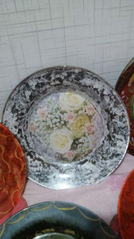 Pratos decorativos - Foto 2