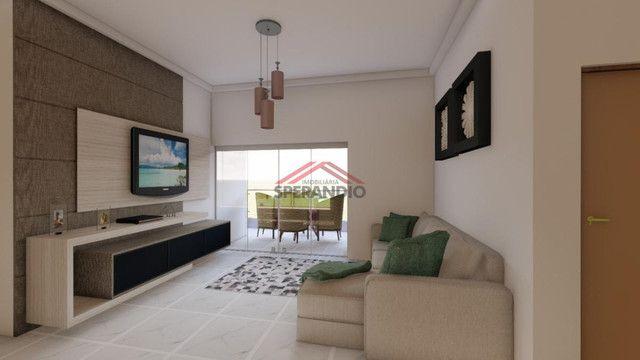 Última unidade! Apartamento novo c/ 1 suíte + 2 quartos, frente para Avenida Pérola - Cond - Foto 5