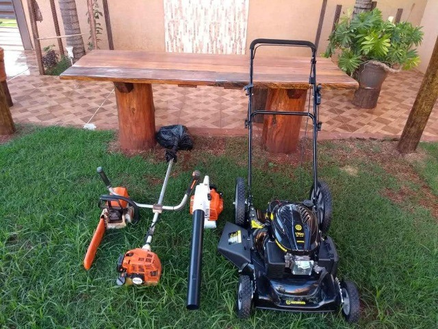 Jardinagem para casas com jardim grande