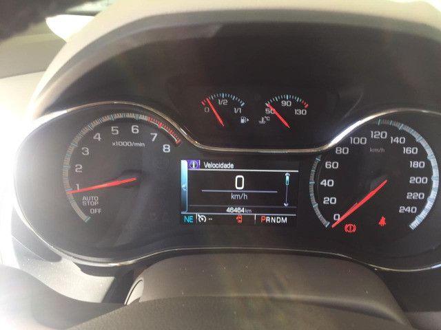 Cruze Branco LTZ 1.4 16v Turbo Flex 4p único dono  - Foto 6