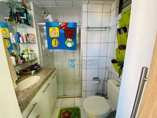 Apartamento à venda, 150 m² por R$ 670.000,00 - Guararapes - Fortaleza/CE - Foto 9