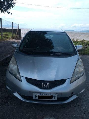 Honda Fit dx excelente carro  - Foto 5