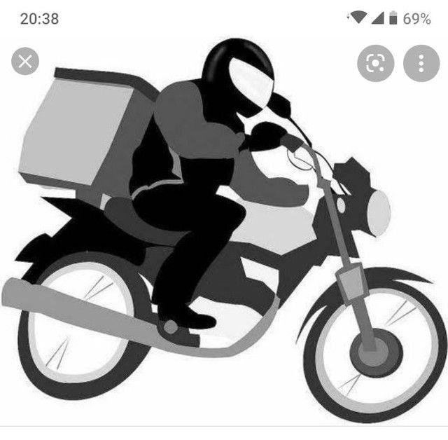 Procura-se vaga de motoboy