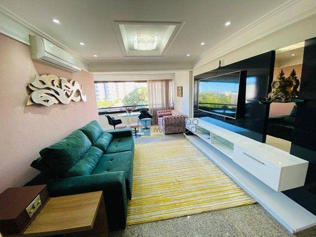 Apartamento à venda, 150 m² por R$ 670.000,00 - Guararapes - Fortaleza/CE - Foto 3