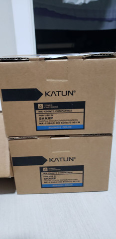 Kit toner Sharp Mx- C250/C300 Series/C301 w