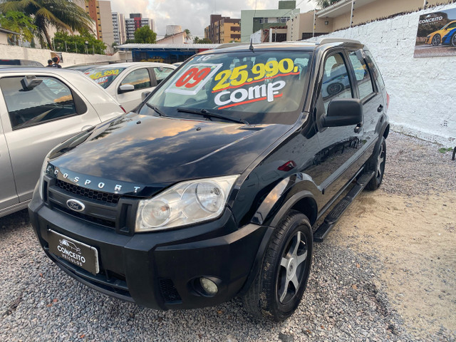 Ford Eco sport 1.6 2009 completo