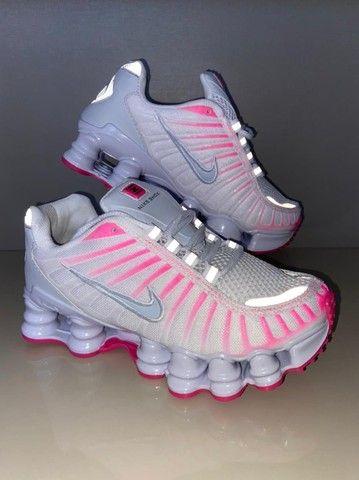 Tênis Nike 12 Molas Premium do 34 ao 39