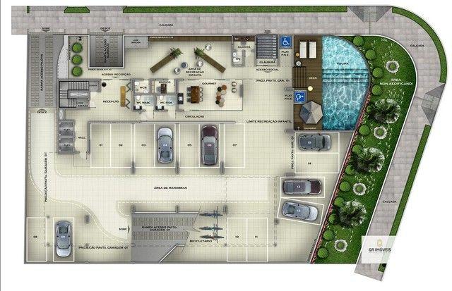 Apartamento à venda, 1 quarto, 1 vaga, Cruz das Almas - Maceió/AL - Foto 14