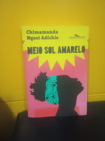 Livro - Meio Sol Amarelo