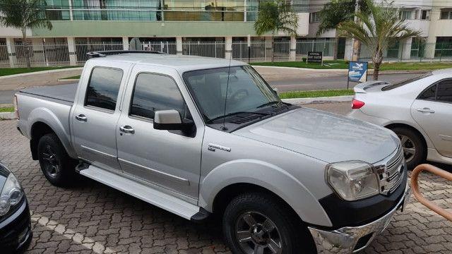 Vendo excelente Ford Ranger! XLT! Cabine Dupla! 2010/11! Gasolina! 2.3 ! Particular! - Foto 2