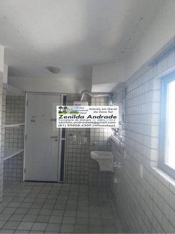 AL139 Apartamento 4 Quartos Suítes, Varanda, Dependência, 6 Wc, 3 Vagas, 250m², Boa Viagem - Foto 12