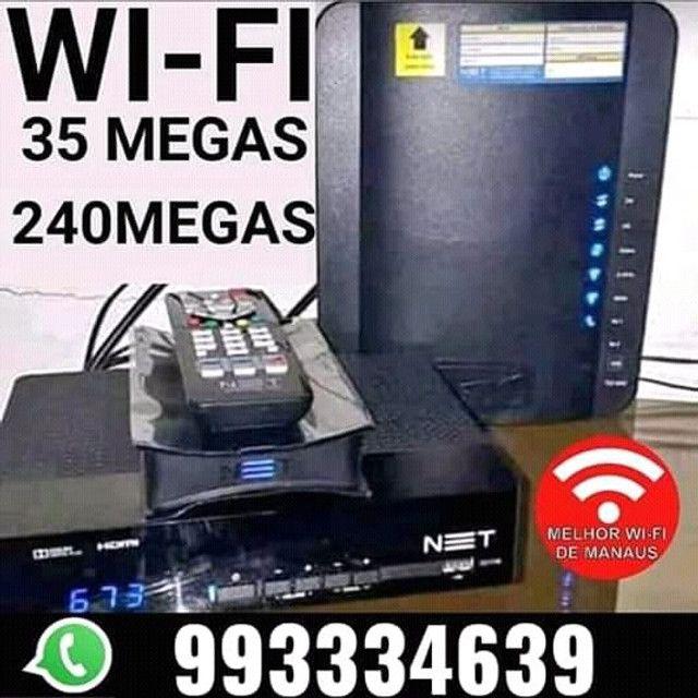 Combo TV + internet instalação grátis